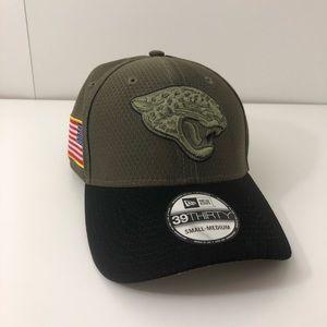 Jacksonville jaguars mens salute to service hat